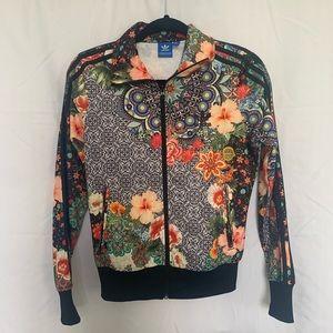 Adidas Colorful Jacket
